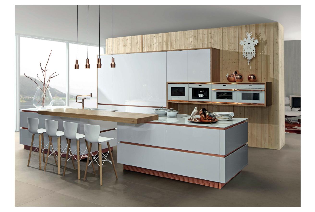 Thiết kế sản xuất tủ bếp